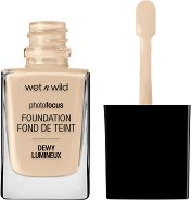 Wet'n'Wild Photo Focus Dewy Foundation - Фон дьо тен за лице с блестящ финиш - крем