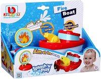 Пожарникарска лодка -