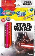 Цветни моливи - Star Wars