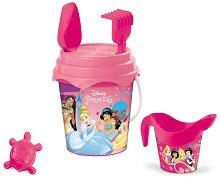 Комплект за игра с пясък - Принцесите на Дисни - детски аксесоар