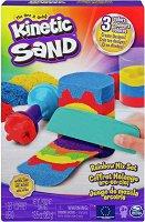 Моделирай сам с кинетичен пясък -