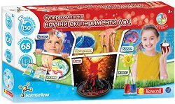 Научни експерименти - 6 в 1 - играчка