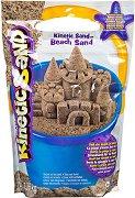 Кинетичен пясъчен пясък - творчески комплект
