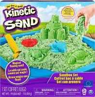 Кинетичен пясък - Замък -