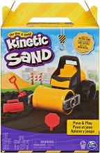 """Кинетичен пясък - Валяк - Детски комплект от серията """"KInetic Sand"""" -"""