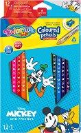 Цветни моливи - Мики Маус