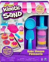 Кинетичен пясък - Пекарна -