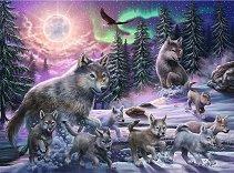 Вълци от севера - пъзел