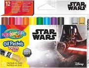 Маслени пастели - Star Wars