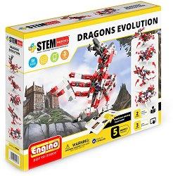 Еволюцията на драконите - играчка