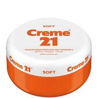 Creme 21 Soft - Крем за лице, ръце и тяло с витамин E - фон дьо тен