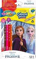 Цветни моливи - Замръзналото кралство