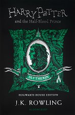 Harry Potter and the Half-Blood Prince: Slytherin Edition - раница