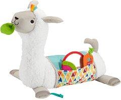 Възглавница за игра по корем - Лама -