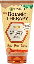 Garnier Botanic Therapy Honey & Beeswax Restoring 3 in 1 Leave-In - маска