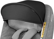 Допълнителен сенник с UV защита -