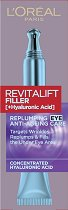 L'Oreal Revitalift Filler HA Replumping Eye Cream - продукт