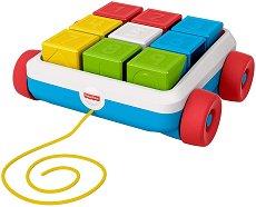 Кубчета за нареждане в количка -