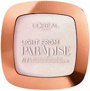 L'Oreal Light From Paradise - Хайлайтър за лице - крем