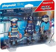 Полицаи - играчка