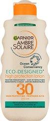 Garnier Ambre Solaire Eco-Designed Protection Lotion - SPF 30 - крем