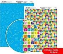 Двустранен картон за скрапбукинг - Химия