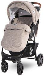 Лятна бебешка количка - Daisy 2021 -