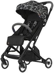 Лятна бебешка количка - Dani - С 4 колела -