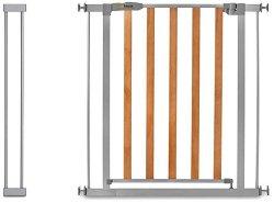 Преграда за врата - Woodlock 2 - Комплект с удължител 9 cm - продукт