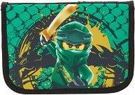 Несесер с ученически пособия - LEGO: Ninjago Green -