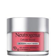 Neutrogena Cellular Boost De-Ageing Night Renew - Регенериращ нощен крем против стареене - продукт
