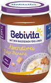 Bebivita - Био млечна каша с бисквити и банани -