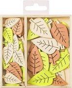 Дървени фигурки - Листа