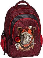 """Ученическа раница - Gryffindor - От серията """"Хари Потър"""" -"""