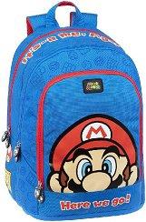 Ученическа раница - Super Mario -