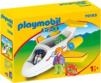 Самолет с пътник -