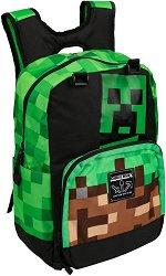 Ученическа раница - Minecraft: Creepy Things -