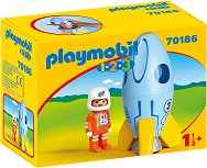 Астронавт с ракета - продукт