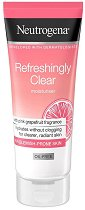 Neutrogena Refreshingly Clear Oil-Free Mosituriser - продукт