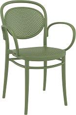 Градински стол - Марсел XL