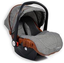 Бебешко кошче за кола - Alma - столче за кола
