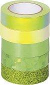 Зелено декоративно тиксо