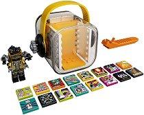 """HipHop Robot BeatBox - Детски конструктор от серията """"LEGO: VIDIYO"""" - раница"""