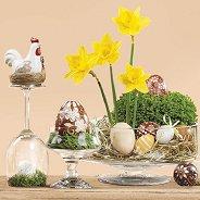 Салфетки за декупаж - Великденска декорация