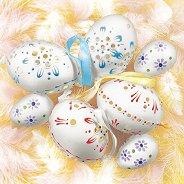 Салфетки за декупаж - Великденски творби