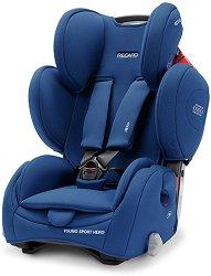 Детско столче за кола - Young Sport Hero 2021 - За деца от 9 до 36 kg - столче за кола