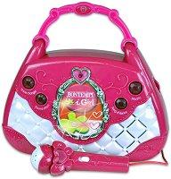 Музикална чанта с микрофон -