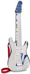 Рок китара с колан -