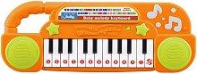 Електронен синтезатор с 22 клавиша -