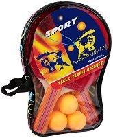 Комплект за тенис на маса - Sport - детски аксесоар